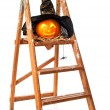 Halloween Jack O Lantern — Stock Photo
