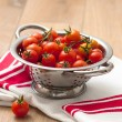 Stock Photo: Fresh Washed Ripe Tomatoes