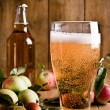 Glass Of Cyder — Stock Photo #11467123