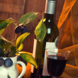 Autumn Wine - Stock Photo