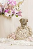 Antique Scent Bottle — Stock Photo