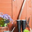 Garden Shed — Stock Photo #11507289