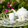 Tea Party — Stock Photo #11507334