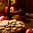 Rustic Apple Pie — Stock Photo #11540799