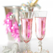 Valentines Champagne — Stock Photo #11546070