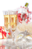 Party Champagne — Stock Photo