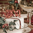 Christmas Table — Stock Photo #11560348