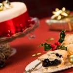 Christmas Food — Stock Photo #11569874