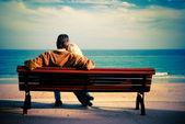 Romantic Moment — Stock Photo