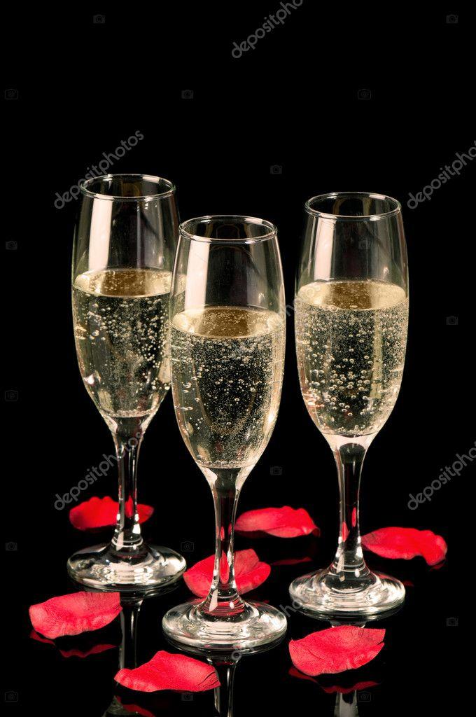 Copas de champagne foto de stock springfield 11573236 for Copas para champagne