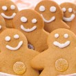 Gingerbread Men — Stock Photo #11611495