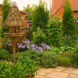 Cottage Garden - Foto Stock
