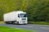 HGV Truck — Stock Photo
