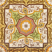 Decorative Tile — Stock Photo
