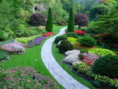 Beautiful Garden — Stock Photo