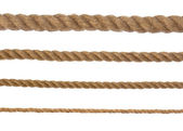 4 ropes — Stock Photo