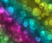 Beautiful colored background bokeh — Stock Photo