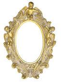 Oval frame — Stock Photo