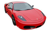 Ferrari F430 — Stock Photo