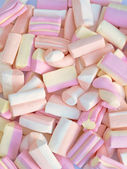 Marshmallow candy — Stock Photo