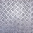 Checker plate - Stock Photo