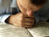 Praying — Stock Photo
