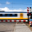 Railway crossing — Stock Photo #11408050
