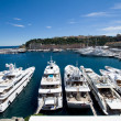 Stock Photo: Monaco Yachts