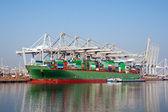 Navire porte-conteneurs — Photo