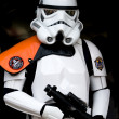 Star Wars trooper - Stock Photo