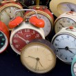 Alarm clocks — Stock Photo #11446834