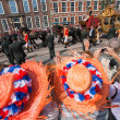 Queens Day in Holland - Stock Photo