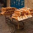 Stock Photo: Bread Jerusalem