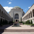 Canberra War memorial - Stock Photo