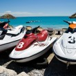 Stock Photo: Jetski's