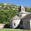 French abbaye - Stock Photo