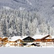 Hotels Flachau — Stock Photo