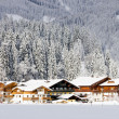 Hotels Flachau — Stock Photo #11453245