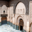 Stock Photo: Ali Ben Youssef Madrassa