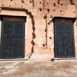 Morocco doors — Stock Photo