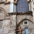 Church of the Holy Sepulchre - Jerusalem — Stock Photo