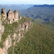 Blue Mountains NP - Australia - Stock Photo