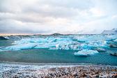 Buzdağları - i̇zlanda — Stok fotoğraf