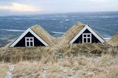 Island domů — Stock fotografie