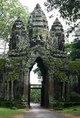 吴哥窟-柬埔寨 — 图库照片