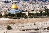 Gerusalemme - israele — Foto Stock
