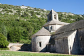 French abbaye — Stock Photo