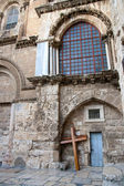 Church of the Holy Sepulchre - Jerusalem — Stock Photo