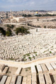 Mount of Olives, Israel — Stock Photo