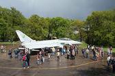 RAF Typhoon — Stock Photo